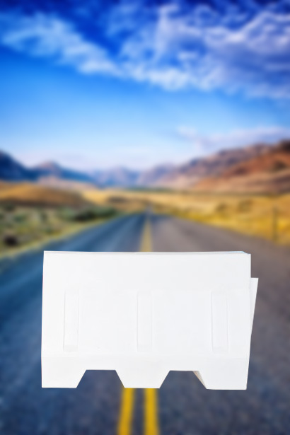 Пътни бариери пластмасови – Трафик бариера